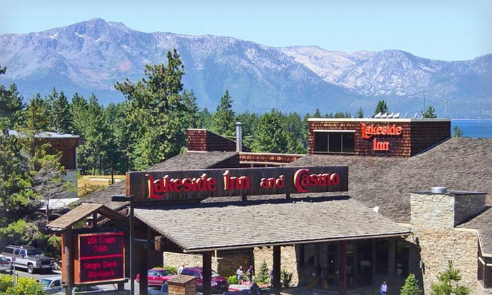 null - Reno: Stay with Breakfast at Lakeside Inn and Casino in Greater Lake Tahoe