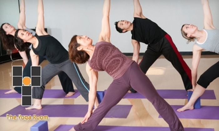 The Yoga Room Nashville - Berry Hill: $8 For a Yoga Class for Two at The Yoga Room ($18 Value)