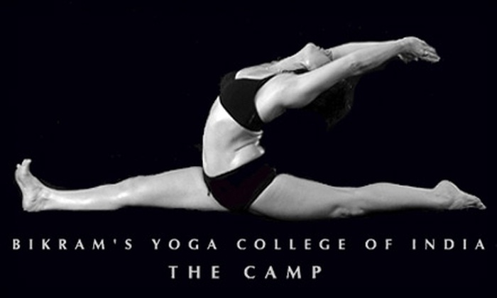 Bikram Yoga College of India Costa Mesa - Costa Mesa: $25 for 10 Classes at Bikram Yoga College of India in Costa Mesa