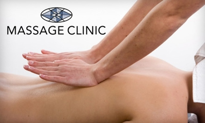 Massage Clinic - Lincoln: $30 for Choice of a One-Hour Swedish or Deep-Tissue Massage at Massage Clinic ($60 value)