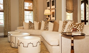 DeMar Interiors: $125 for a Two-Hour Interior-Decorating Consultation with Furniture Re-Arrangement from DeMar Interiors ($300 Value)