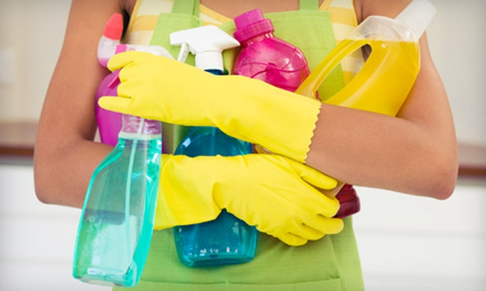 On the Spot! Cleaning - Jacksonville: One, Two, or Three Two-Hour Housecleaning Sessions from On the Spot! Cleaning (Up to 68% Off)