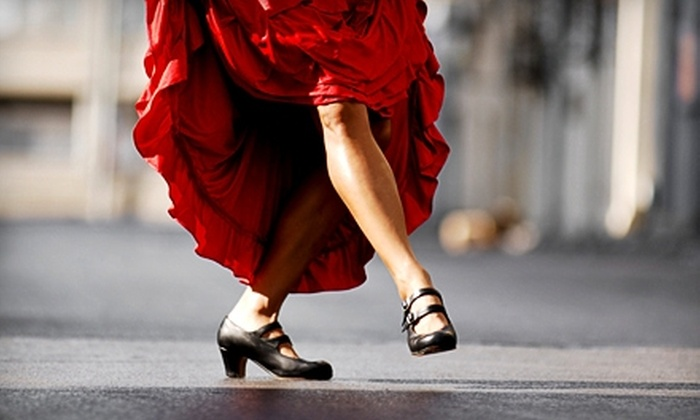 Salsa Eddy - Multiple Locations: $25 for One Month of Group-Salsa Lessons at Salsa Eddy ($50 Value)