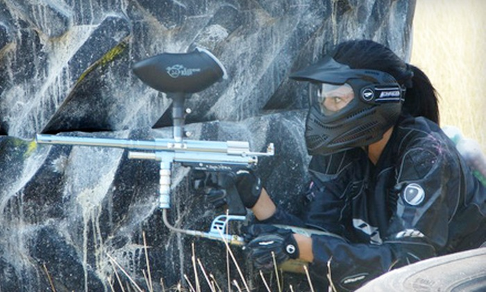 Paintball Fixx - Robstown: $15 for an All-Day Paintball Outing at Paintball Fixx ($30 Value)