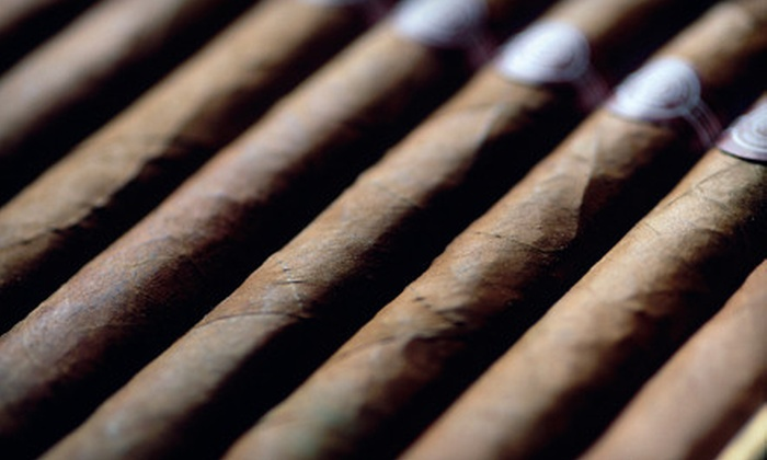 Jerry's Cigars - Amphitheater: Cigars, Humidors, Lighters, Pipes, and Accessories at Jerry's Cigars (Half Off). Two Options Available.