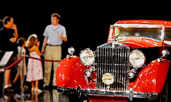 Kemp Auto Museum - Chesterfield: Museum Excursion for Two or Four or Museum Membership for Family of Four at Kemp Auto Museum in Chesterfield
