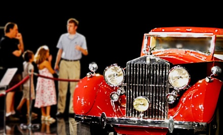 Kemp Auto Museum: 2 Adult Admissions - Kemp Auto Museum in Chesterfield