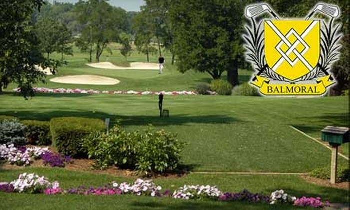 Balmoral Golf Club - Delaware: $25 for 18 holes and Cart Rental ($50 value) at Balmoral Golf Club in Fishers