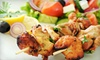 Cedar House Mediterranean - Valley Village: Lebanese Meal for Two or Four at Cedar House Mediterranean Restaurant in Valley Village (Up to 66% Off)