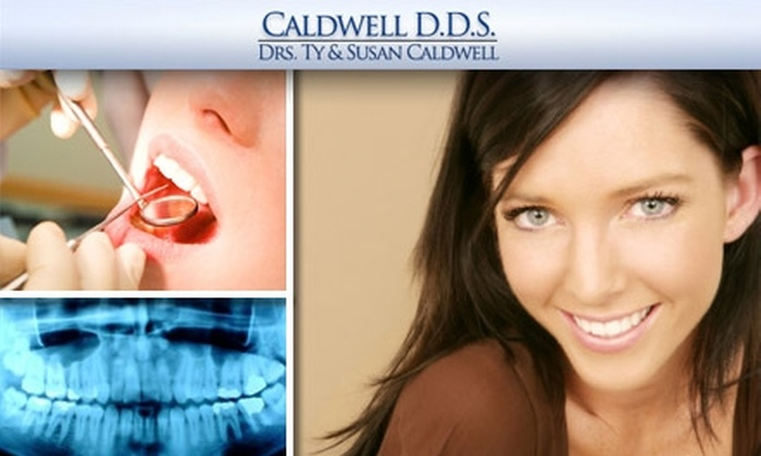 Caldwell Dental Care - Cypress: $59 for a Dental Exam, X-Rays, and Cleaning at Caldwell Dental Care ($326 Value)