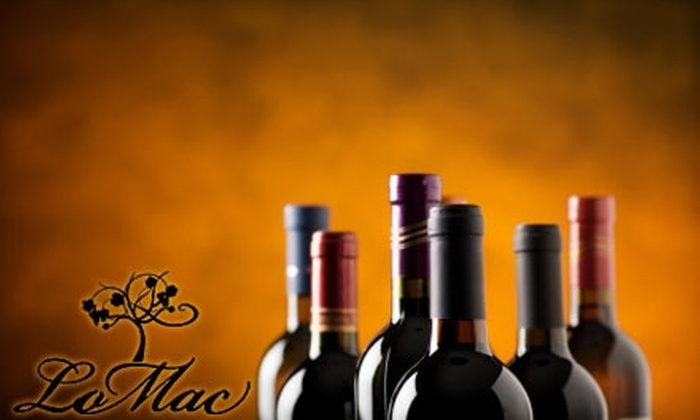 LoMac Winery - Kerman: $59 for Private Wine Tasting for Up To Fifteen People and Three Bottles of Wine at LoMac Winery (Up to a $201 Value)