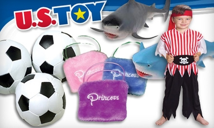 U.S. Toy Company - Leawood: $10 for $20 Worth of Novelty Toys, Party Favors, and More at U.S. Toy Company