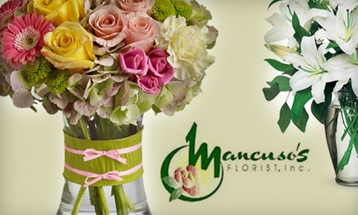 Mancuso's Florist - Saint Clair Shores: $20 for $50 Worth of Flowers, Plants, and Gifts at Mancuso's Florist in St. Clair Shores