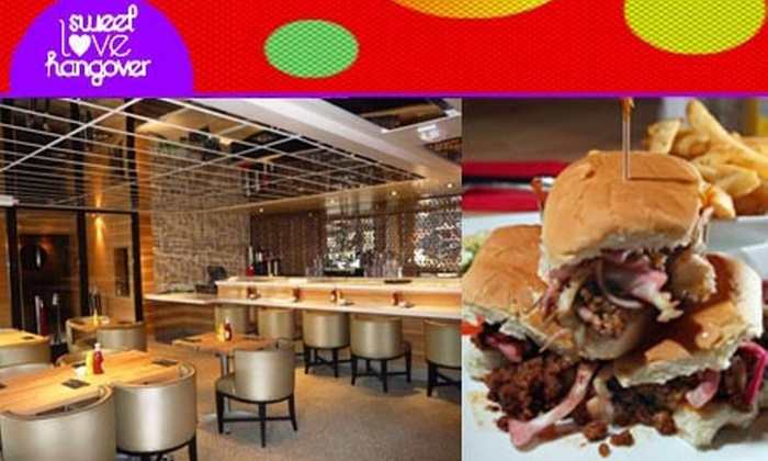 Sweet Love Hangover - Los Angeles: $10 for $20 Worth of Comforting Meals and Drinks at Sweet Love Hangover