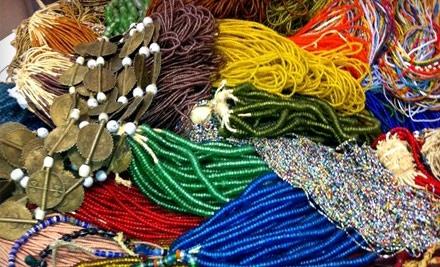 Village Beads: Basic Beaded-Jewelry-Making Class - Village Beads in Ridgeland