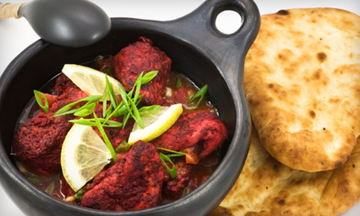 Dhaba Indian Cuisine - Orlando: Dinner for Two or Four at Dhaba Indian Cuisine in Davenport