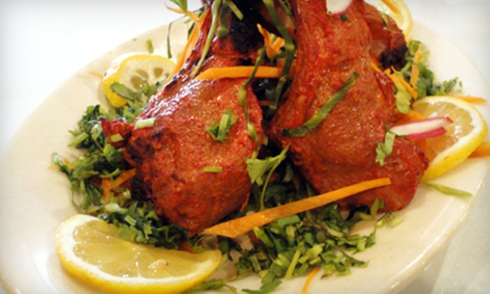 Ruchee - Bon Air: $10 for $20 Worth of Indian Fare at Ruchee