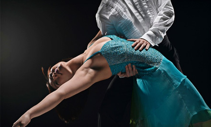 The DelRay Ballroom and Lounge - Downtown: $29 for a Sweet Heart Dance with Rumba Lesson for Two on February 12 at The DelRay Ballroom and Lounge ($60 Value)