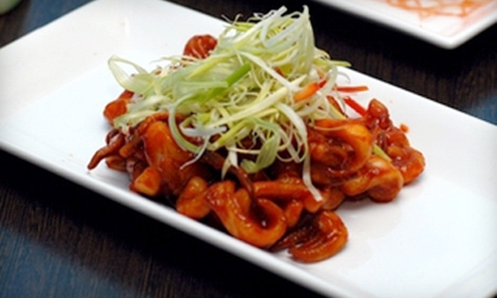 Wild East Asian Bistro - East Fort Lauderdale: $15 for $30 Worth of Upscale Asian Fare and Drinks at Wild East Asian Bistro