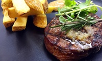 $25 for $50 or $50 for $100 to Spend on Modern European Food and Drinks at Queens Cafe Bistro