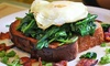 Over Easy Scottsdale - Over Easy: Breakfast Food at Over Easy (Up to 40% Off). Two Options Available.