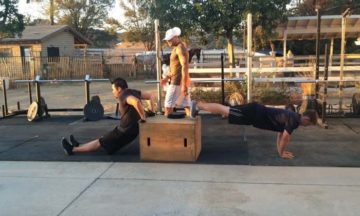Xplosive Fitness - Bell Canyon: Four Weeks of Fitness and Conditioning Classes at Xplosive Fitness and MMA (70% Off)