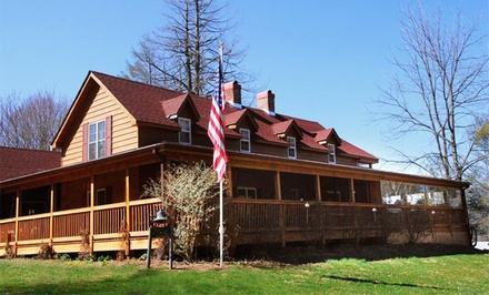 Groupon Deal: Two- or Three-Night Stay at Grandview Lodge in Great Smoky Mountains, NC