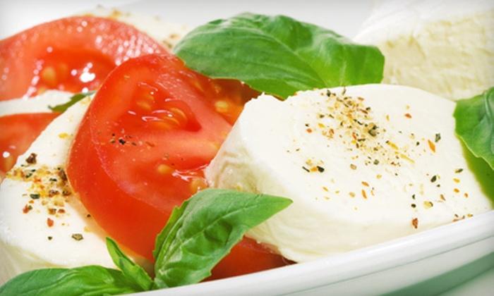 Trattoria Bella Sera - Cielo Vista: $15 for $30 Worth of Italian Dinner Fare at Trattoria Bella Sera