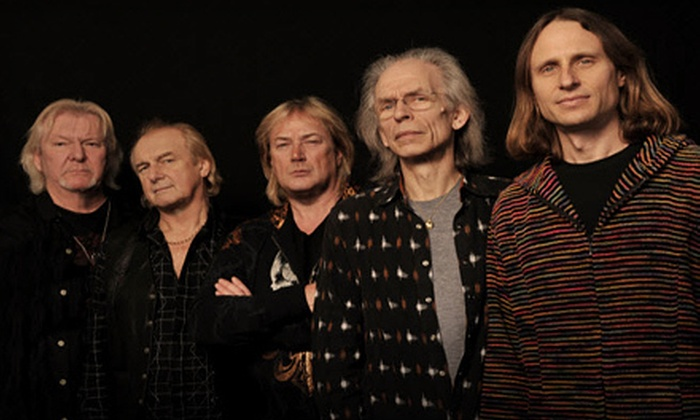 Yes and Special Guest Procol Harum - Universal City: $30 to See Yes and Procol Harum Concert at Gibson Amphitheatre on August 15 at 7:45 p.m. (Up to $67.50 Value)
