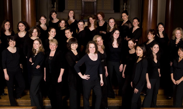 """Melodia Women's Choir of NYC presents """"Visions of Peace"""" - Multiple Locations: Melodia Women's Choir of NYC Presents """"Visions of Peace"""" for One or Two on November 23 or 24 (Up to 56% Off)"""