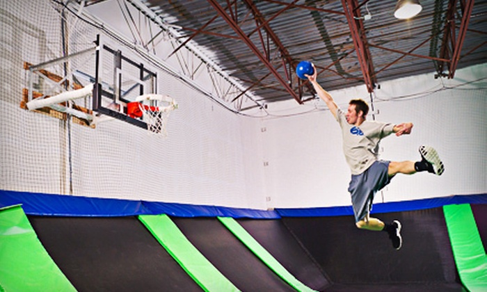 G6 Airpark - Vancouver: Two Hours of Jump Time for 1 or Up to 10 at G6 Airpark (Up to 54% Off)