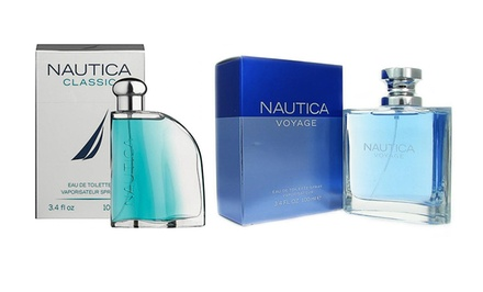 Nautica Men's Classic or Voyage Eau de Toilette from $12.99–$16.99