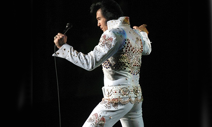 Elvis to the Max - freedom hill amphitheatre: Elvis to the Max at Freedom Hill Amphitheatre on Saturday, June 20, at 8 p.m. (Up to 51% Off)