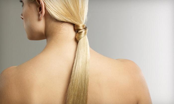 Prado Hair Studio - Southlake: $89 for a Keratin Treatment at Prado Hair Studio in Southlake (Up to $350 Value)