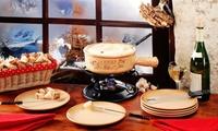Menu savoyard pour 2 ou 4 personnes dès 24,99 € au restaurant lArc en Ciel