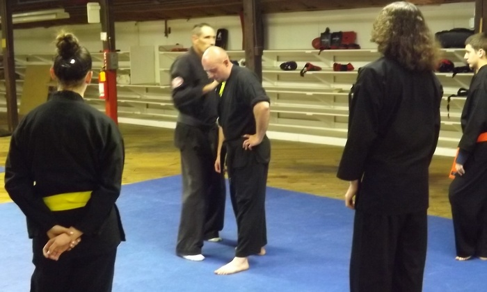 Kyle's Isshinryu Academy - Lexington: Six Weeks of Unlimited Martial Arts Classes at Kyle's Isshinryu Academy (52% Off)