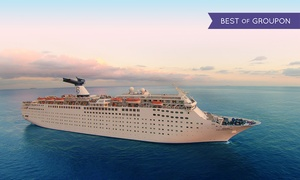 2-Night Bahamas Cruise for Two from Bahamas Paradise Cruise Line with Sailings February–May at Bahamas Paradise Cruise Line, plus 6.0% Cash Back from Ebates.