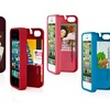 eyn Storage Case for iPhone 4/4s or 5/5s or Samsung Galaxy S4