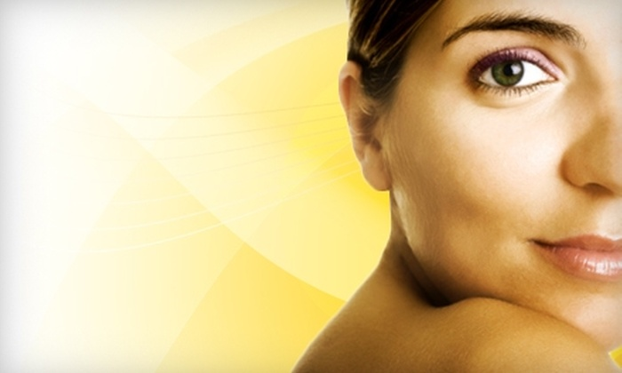 Pacific Sun Tanning Company - Multiple Locations: $17 for One Airbrush Tan ($35 Value) or $20 for One Month of Unlimited Tanning ($45 Value) at Pacific Sun Tanning Company