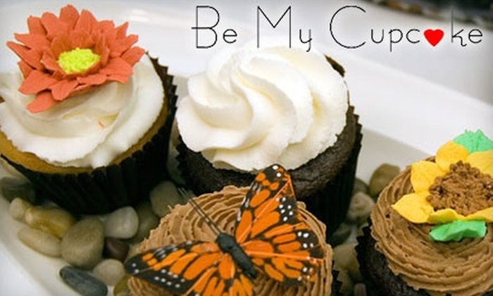 Be My Cupcake - Hesters Crossing Shopping Center: $11 for One Dozen Standard Cupcakes at Be My Cupcake in Round Rock