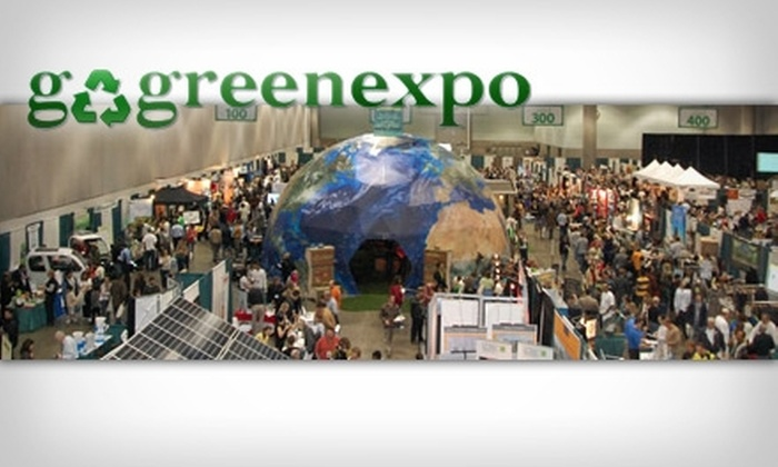 Go Green Expo - Upper Providence: $5 for a Weekend Pass to Go Green Expo ($10 Value)