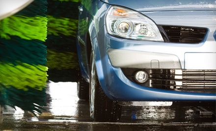 3 Ultra-Deluxe Washes (a $30 value) - Homestead Car Wash 'N Gas in Santa Clara