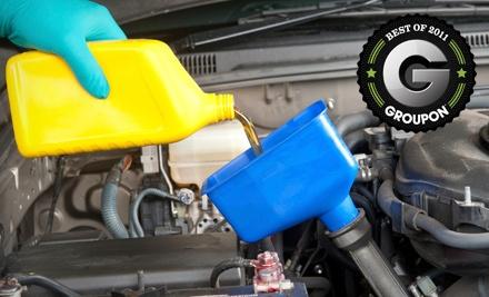 Basic Oil Change (a $30 value) - Lube N Go in Kitchener