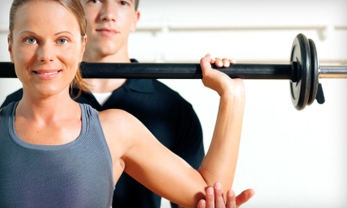 Apex Personal Training - Billings: $39 for Unlimited One-Month Gym Access and Fitness Package at Apex Personal Training ($302 Value)