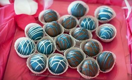 2 Dozen Cake Balls (a $34 value) - Wilsey's Handmade Sweets in
