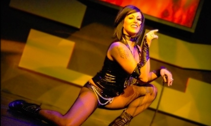 """Sin City Comedy Show - Las Vegas: $20 for One General-Admission Ticket to the """"Sin City Comedy Show"""" at the V Theater on the Las Vegas Strip ($49.99 Value)"""