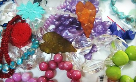 $30 Worth of Jewelry-Making Merchandise at Bead Fiesta the Shoppe - Bead Fiesta the Shoppe in Sterling