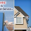 Noonshine Window & Gutter Cleaning Service: $49 for Window or Gutter Cleaning from Noonshine Window & Gutter Cleaning Service ($100 Value)