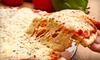 $10 for Takeout at Gatti's Pizza in Bossier City