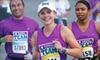 75% Off Charity Marathon-Training Package